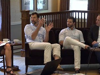 Day of Design 2016 - The Beauty of the Undone: Discovering Simplicity in Design - Panel Discussion with Interior Designer, Michael De Perno & New England Home's Editor in Chief, Kyle Hoepner